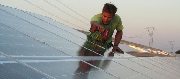 Solarpark San Vito dei Normanni (BR)