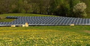 Freiflächenanlage 200 kWp - Salzburg/Österreich