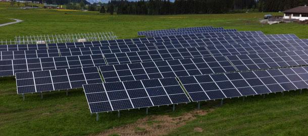 200 kWp PV Anlage Maishofen