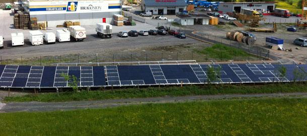200 kWp PV Anlage - Harham/Sbg.
