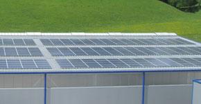100 kWp Aufdachanlage - St. Gallen/Stmk.