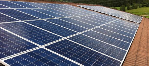 20 kWp Aufdachanlage - Neukirchen/Sbg.