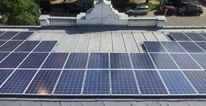 10 kWp Aufdachanlage Kiew/Ukraine