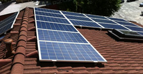 6,3 kWp Aufdachanlage Neukirchen