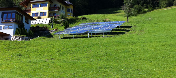 20,0 kWp PV Anlage - Altenmarkt