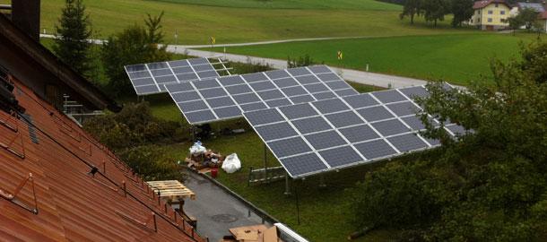 20,0 kWp PV Anlage - St. Georgen