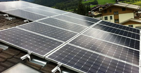 5,0 kWp Aufdachanlage - Neukirchen