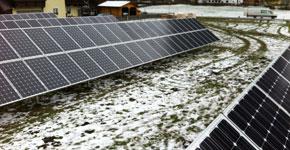 49,0 kWp PV Anlage - Rauris