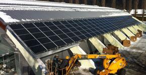37,5 kWp Aufdachanlage - St. Veit/Glan