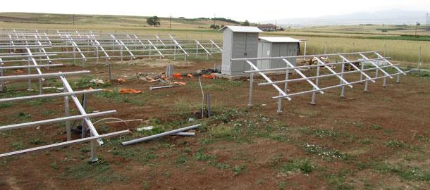 Solarpark Griechenland