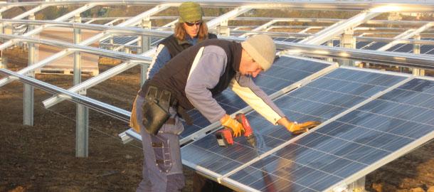 Solarpark Satov CZ