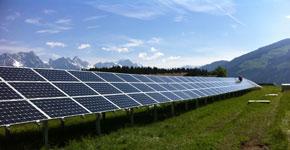 Planung von Photovoltaikkraftwerken