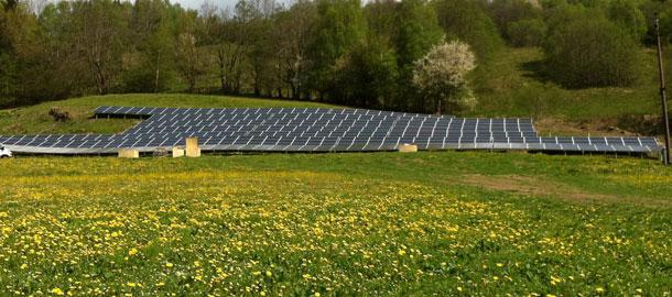 PV Freiflächenanlage 200 kWp - Bruck/Glocknerstrasse